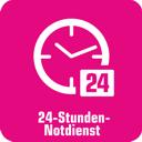 24 Std.-Notdienst Service